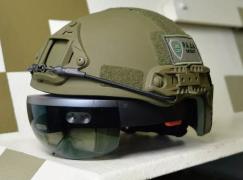 Microsoft Hololens 將成為軍用科技??