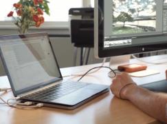 集外置硬碟、充電同全介面於一身的 MacBook Docking