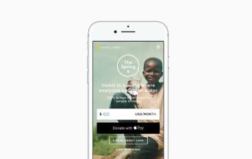 用Apple Pay 行善,簡單又有意思