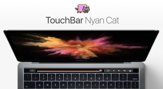 TouchBar Nyan Cat