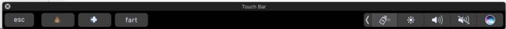 TouchFart 只有三粒放屁踩屎掣
