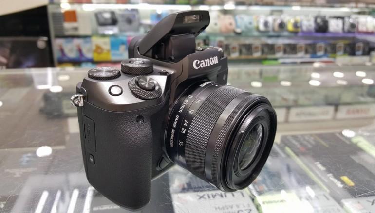 Canon M5 開始預訂趕及影聖誕相