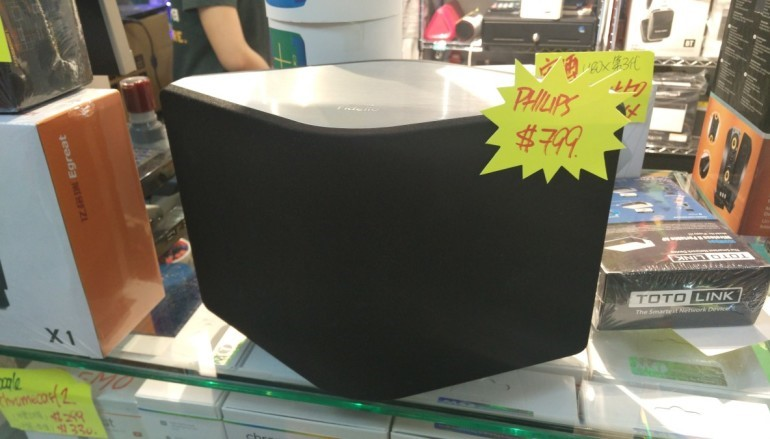 【場報】清貨大喇叭特價勁減七成