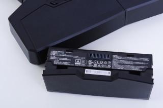每顆電池容量達 91WHr。