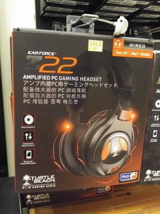 Ear Force Z22 / $199 。