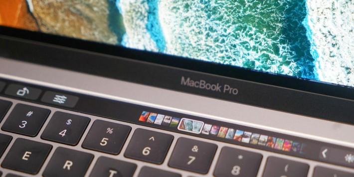 Touch Bar 是 MacBook Pro 的新裝置