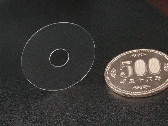 HDD 用玻璃基板