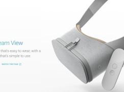 Google Daydream View 11 月 10 日五國開賣 暫只支援 Pixel 手機