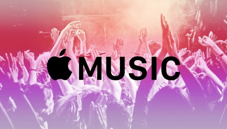 學生聽歌用 Apple Music 有半價