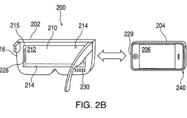 終於發功 Apple 取得頭戴式 VR 專利