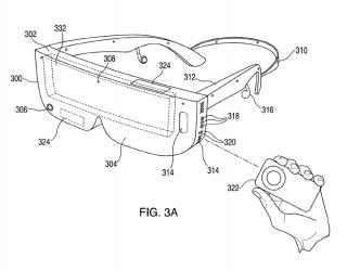 裝置上會有獨立的處理器、記憶體、距離感應器、相機及操控按鍵等等,當然亦不會缺少調整焦距的機構在VR裝置上面,以及有一個類似Apple TV遙控的操作配件。