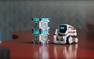 【現實版 Wall-E 陪你玩】Anki COZMO 智能機械人