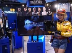 【FF】Final Fantasy XV有埋VR 11月尾見街