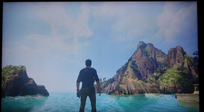 水的透徹度: PS4