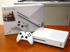 Xbox One S 火速開箱實試!