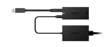 ・Kinect轉接器售價$395,現有 Xbox One 及 Kinect 用戶可免費。