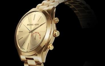 既傳統又智能Michael Kors Access Hybrid 智能腕錶參上