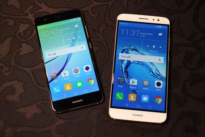 主攻中價的 HUAWEI nova 同 nova plus 兩款新機,兩者均用 Snapdragon 625 處理器及 4GB RAM 等,而且備有 8MP 前相機。