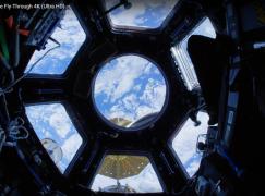 NASA 官方釋出 4K 太空站片段宣傳自家 UHD 頻道 靚到嘩一聲