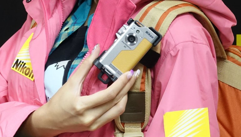 Nikon KeyMission 80 行山用 Action Cam