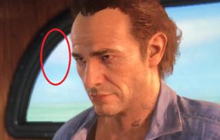 起「狗牙」比較: PS4 Pro