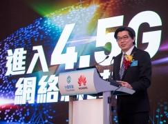 繁忙地區不再龜速 中移香港推4.5G玩高速體驗