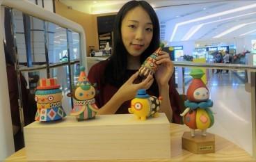 【玩具展】入場2016 Toysoul 撐本地靚女玩具設計師