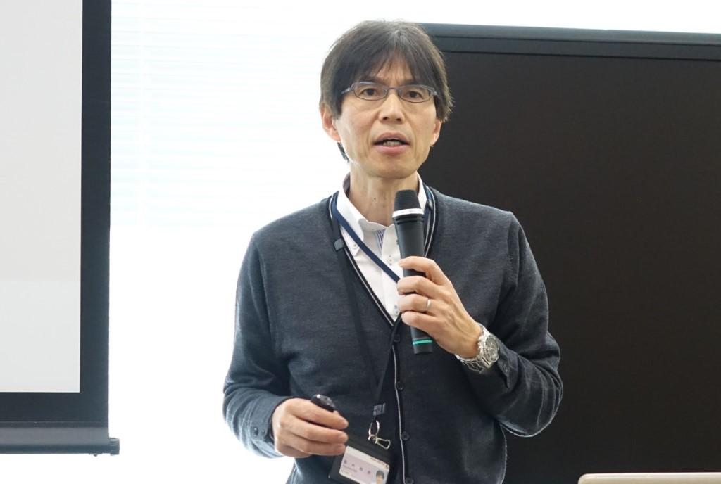 藤井雅彥認為 Voxel 比 STL 更容易及快速製作 3D 模型,有助推動 3D 打印的發展。