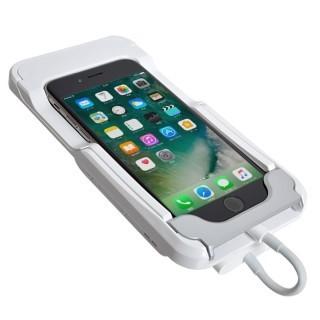 好似外置電 Jacket 咁,只要套上 iPhone 上面。