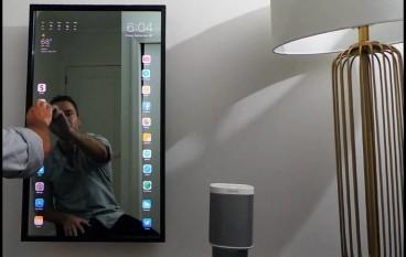 果粉神製作 全身鏡變大iPad ??