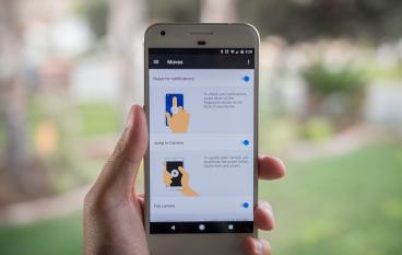 【你點睇】Google Pixel 加入喚醒手機新方法 你又 like 唔 like ?