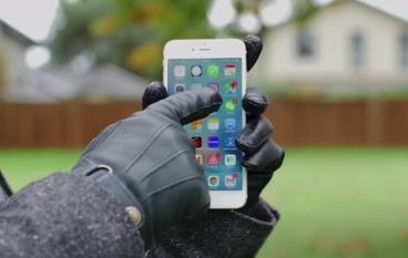 【多用膠】簡單一塊膠 手套都可指紋解鎖