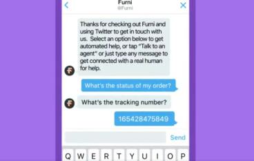 Twitter 推自動對答機械人提升客服質素