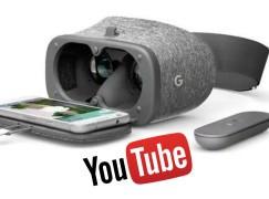 老闆平台梗要支持 Youtube 推出 Daydream 專用 App
