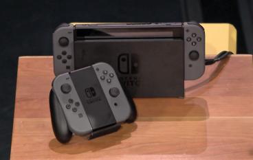 任天堂 Switch 「攝位」現身 1 月 12 日正式登場