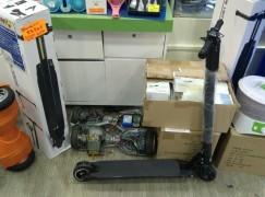 【場報】ESWING M12 電動滑板車扮傳統掩人耳目?