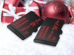【X'mas Special】SanDisk microSD 最佳「拍」檔 紀錄甜蜜一刻