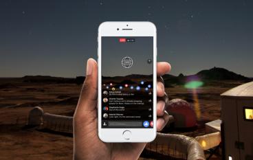 【直播 360】Facebook Live 360 今晚帶你體驗火星任務