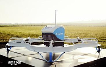 無人機送貨英倫啟航 Amazon Prime Air 30 分鐘內送到