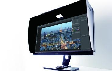 BenQ SW2700PT 專業屏幕 色彩忠實呈現