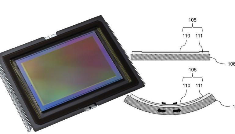 【解像力再提升】Canon 研發曲面感光元件