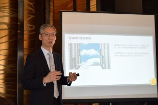 Symantec 大中華區首席營運官羅少輝提醒大家,在連接 Wifi 時要時刻保持高度警覺。