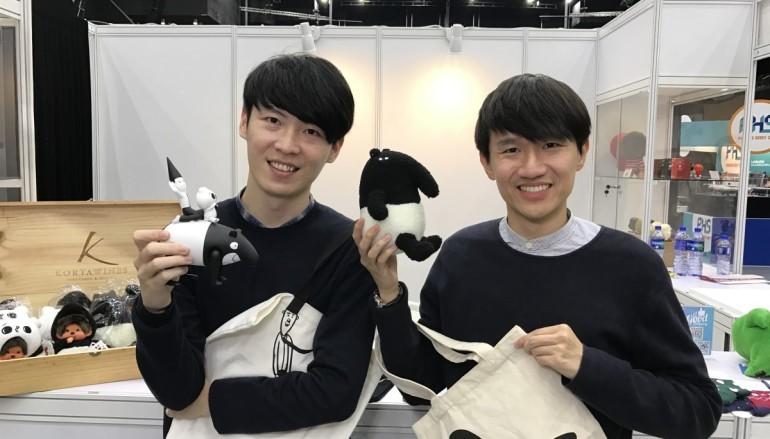 【Toysoul 2016】台灣漫畫人 byebyechuchu x 馬來貘小專訪