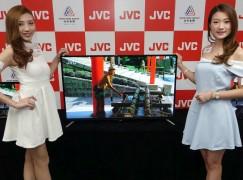 【聖誕禮物】平玩全高清 LED TV JVC $3,000 有找?!