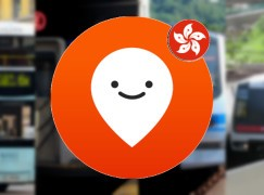 全球乘車資訊一app掌握 Moovit