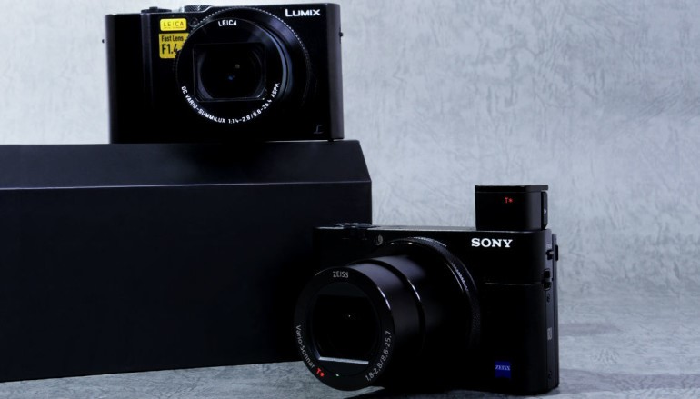 【1 吋 CMOS 機仔對決】Sony RX100 V vs Panasonic LX10