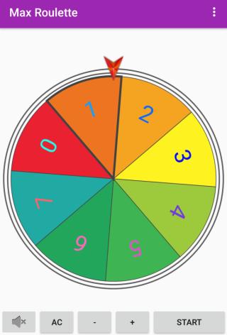 按下底下的「+,-」可以選擇指針開始位置