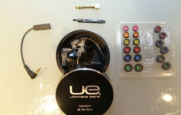 UE 旗艦級耳機 度身訂做 Fit 晒耳形