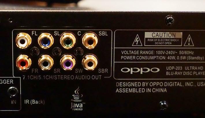 ・聲音方面內置有所。聲道解碼和模擬輸出,方便連接主動式喇叭。