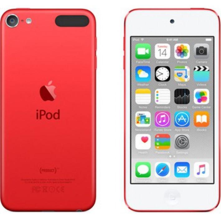 紅色的 iPhone 7s 大該和 ipod touch 一樣都是白色機面吧...